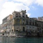 Napoli: Palazzo Donn'Anna
